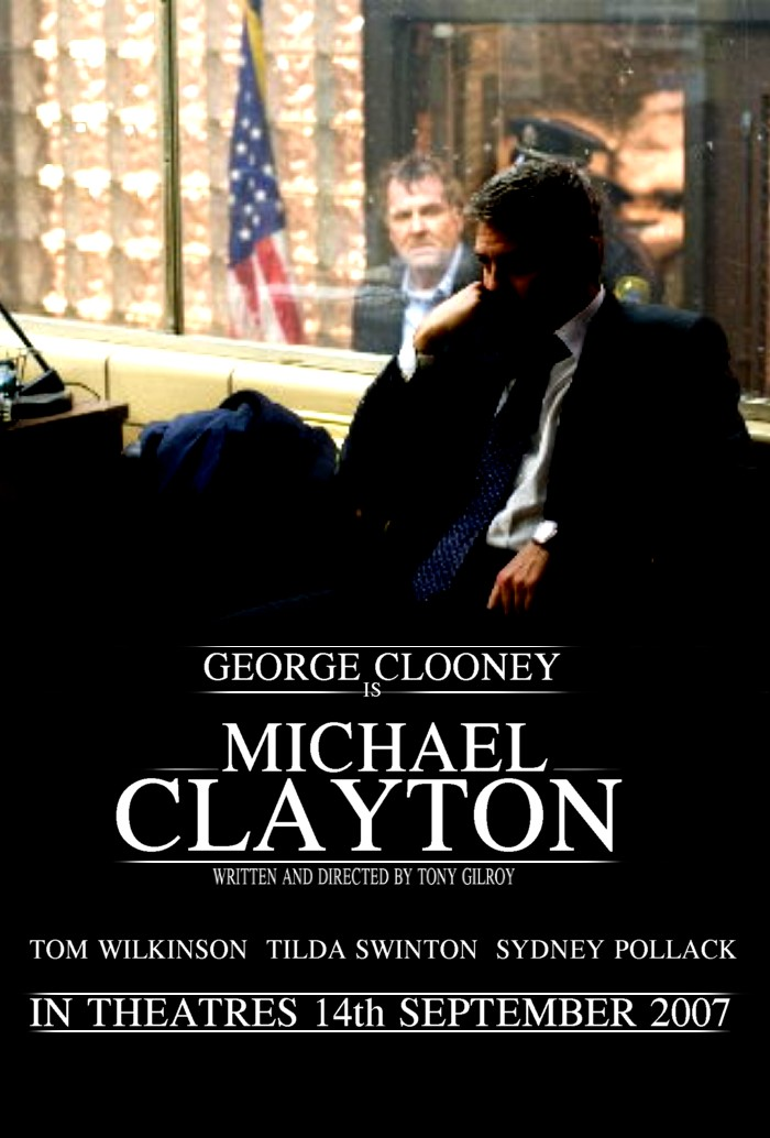 michael clayton arthur ethics Michael clayton, a high-priced law michael's friend, and fellow attorney, arthur edens maybe we don't always stop to question our job or its ethics too closely.