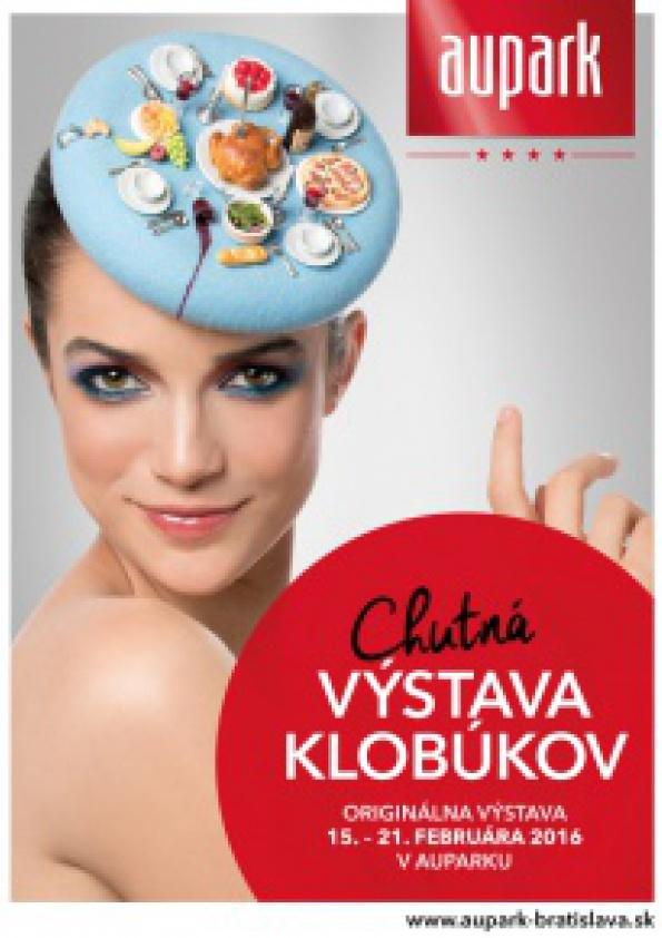 7f3f68b81 Navštívte Aupark Bratislava, ktorý pre vás pripravil výstavu klobúkov na  zjedenie, podpísanú rukou izraelského umelca Maora Zabara.